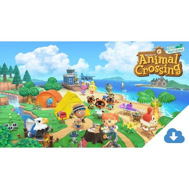 Animal Crossing New Horizons Nintendo Nintendo Switch Digital