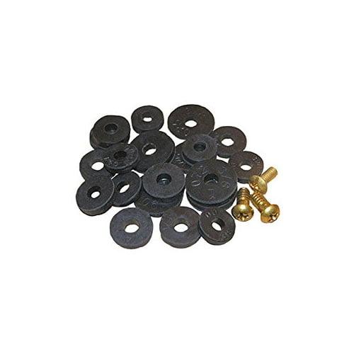 LARSEN SUPPLY CO. INC. 02-1263 23PK Flat Washer Assorted