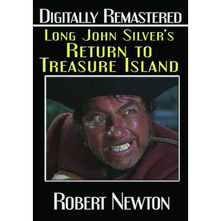 Long John Silver's Return To Treasure Island -- Digitally Remastered (DVD) (Halloween Events Long Island)