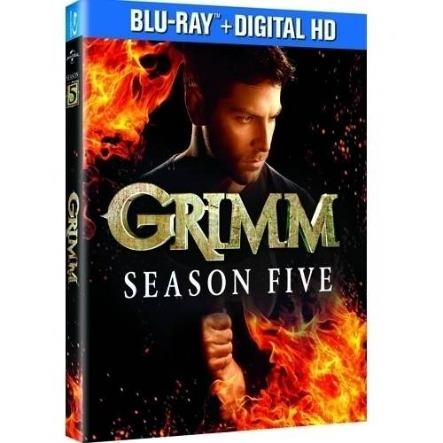Grimm: The Complete Fifth Season (Blu-ray   Digital HD)