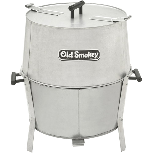 Old Smokey 333-sq in Charcoal Grill