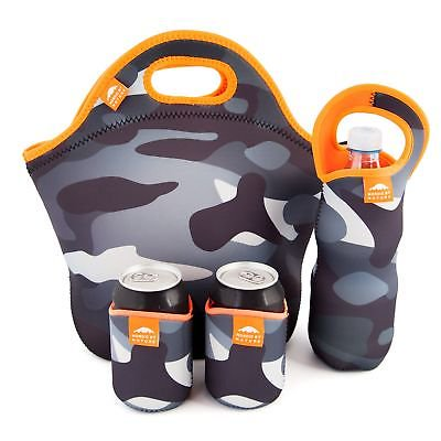 Insulated Cooler Bag For Women, Men and Children | Keeps Your Food Cold (Coolers For Womens)