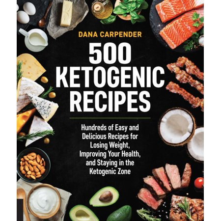500 Ketogenic Recipes : Hundreds of Easy and Delicious Recipes for Losing Weight, Improving Your Health, and Staying in the Ketogenic Zone - Easy Halloween Recipe