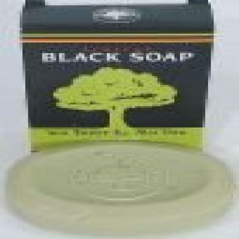 Black Soap Shea Butter & Aloe Vera 4.25 Oz