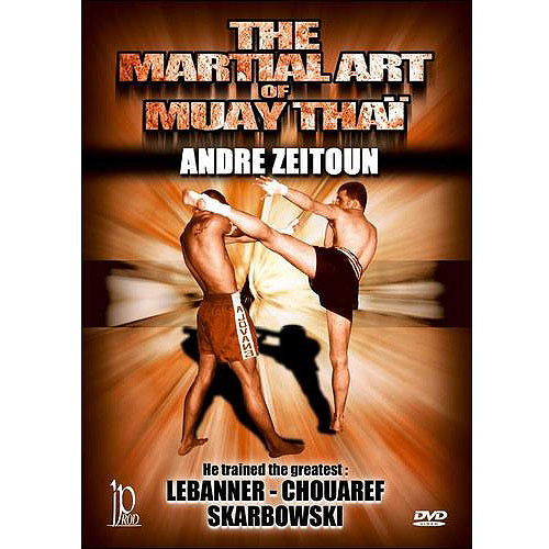 Andre Zeitoun: The Martial Art Of Muay Thai