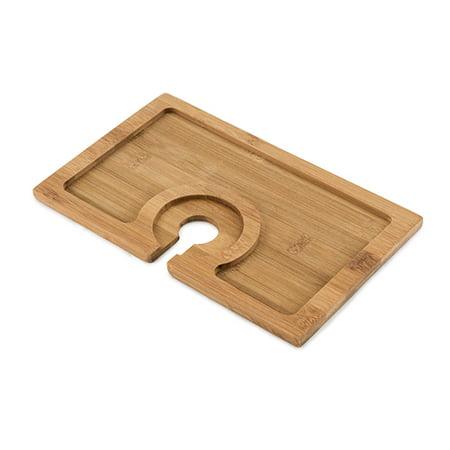 Buffet Bamboo Appetizer Plate by True](Appetizer Plates)