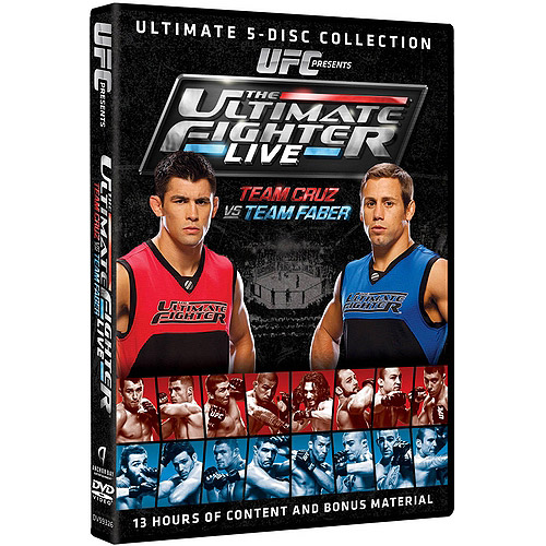 Ultimate Fighter Live: Team Cruz Vs. Team Faber (Ultimate Collection) (Widescreen)