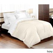 Grand Luxe  Amalfi 310 Thread Count Egyptian Cotton Down Alternative Comforter