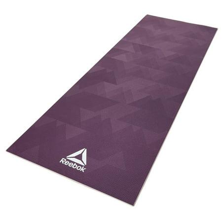 Reebok Yoga Mat - 4mm - Geometric