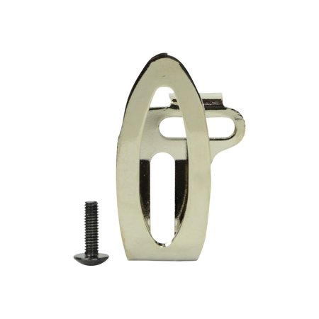 Hitachi Metabo Power Tools Belt Clip and Screw Kit for 14.4V 18V Drill Drivers (Measuring Tape Belt Clip)