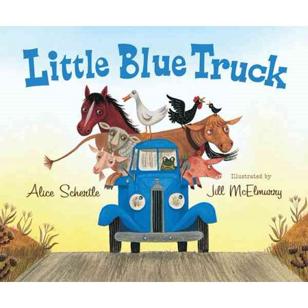 Image of Little Blue Truck