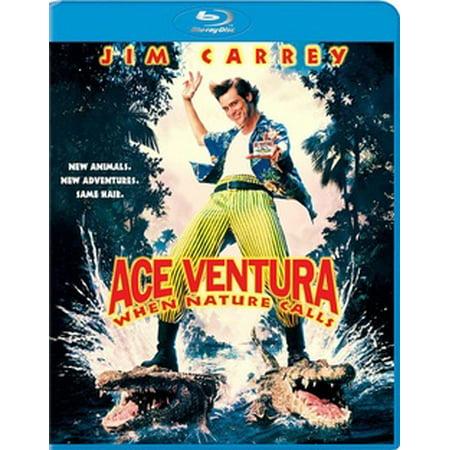 Ace Ventura: When Nature Calls (Blu-ray) - Ace Ventura Rhino