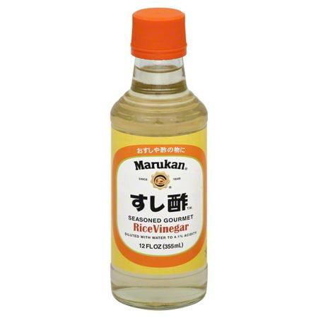 Ginger Rice Vinegar - Marukan Marukan  Vinegar, 12 oz