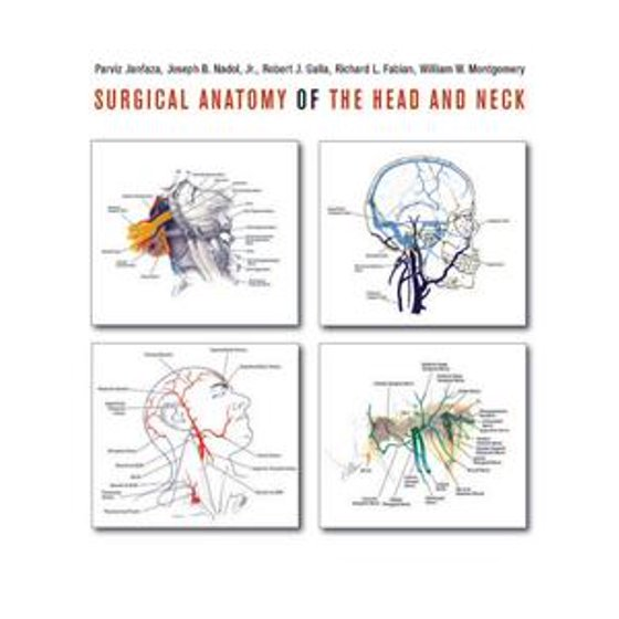 Surgical Anatomy Of The Head And Neck Ebook Walmart