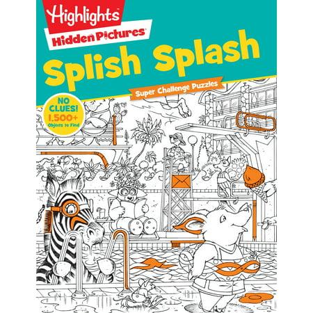 Splish Splash (Cheap Children Books)