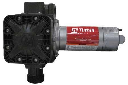 Drum Pump,12VDC,1 4 HP,60 Hz SOTERA SS415B by Sotera