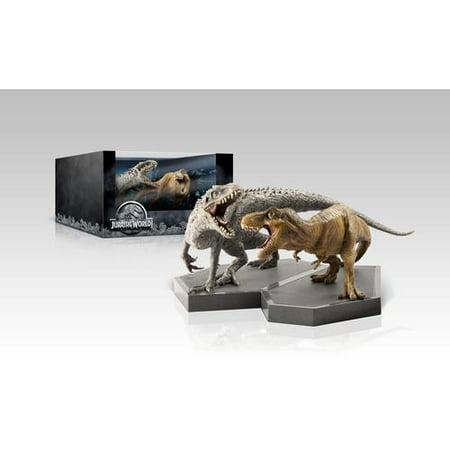 Jurassic World (Limited Edition Gift Set) (Blu-ray 3D + Blu-ray + DVD + Digital HD) - Halloween Limited Edition Box Set