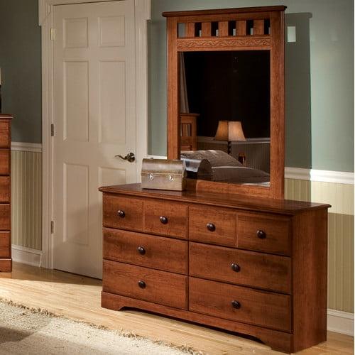 Standard Furniture Orchard Park 6 Drawer Dresser