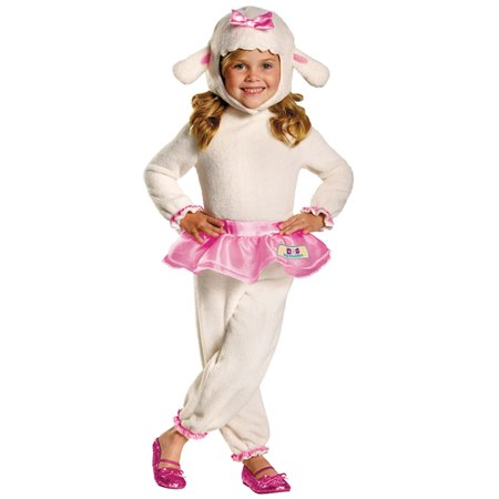 Lambie Doc McStuffins Girls Child Halloween Costume - Doc Mcstuffins Costume Character