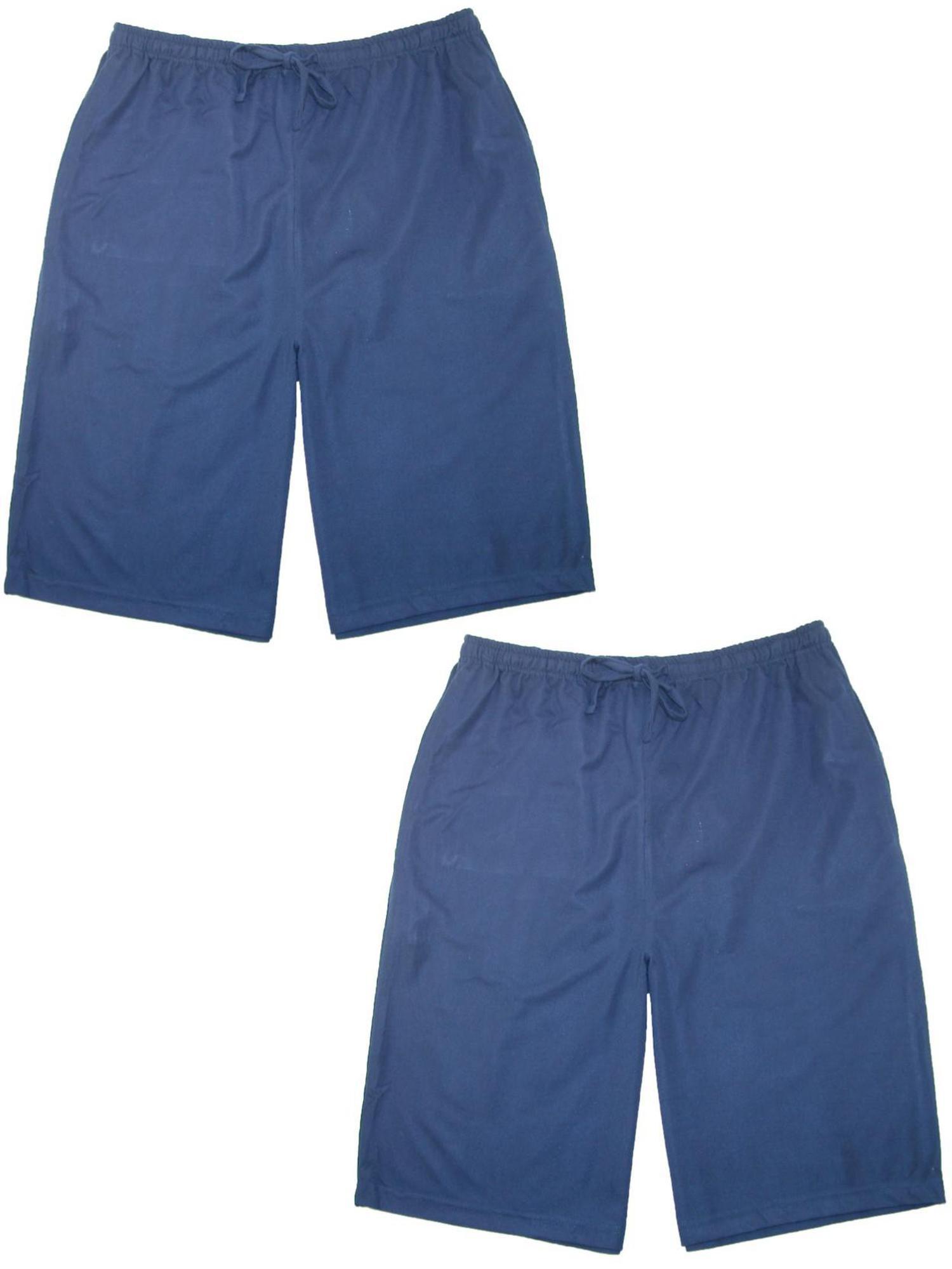 Ten West Apparel Men's Knit Sleep Shorts (Pack of 2)