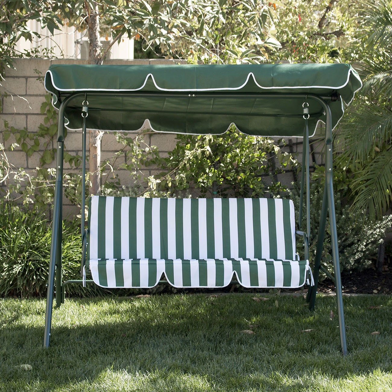 store ms with for patio outdoor three the canopy person replacement products mainstays swing