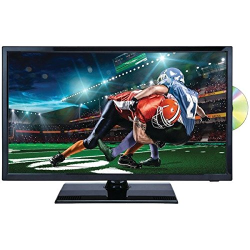 "NAXA Electronics Ntd-2255 22"" Led Tv/dvd/media Player Com..."
