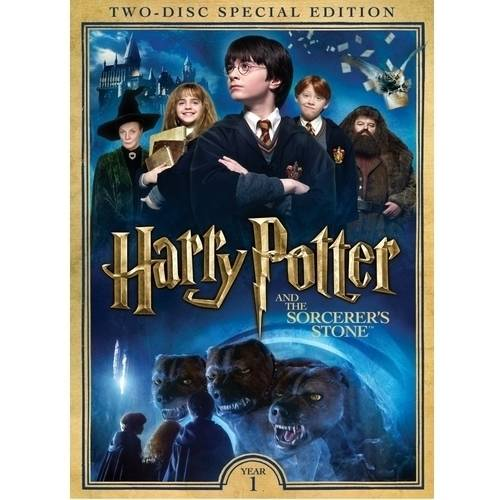 Harry Potter And The Sorcerer's Stone (2-Disc Special Edition) (Walmart Exclusive)