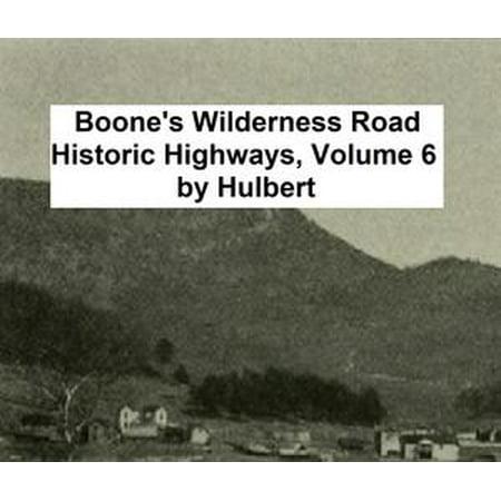 Boone's Wilderness Road - eBook - Wilderness Road State Park Halloween