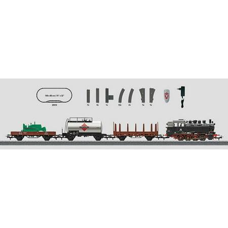 Marklin 29322 Digital Freight Train Starter Set w/Passing Siding - 3-Rail