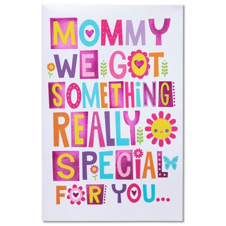 American greetings mommy mothers day card from kids with foil american greetings mommy mothers day card from kids with foil m4hsunfo