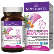 Best Postnatal Vitamins - Perfect Postnatal Multivitamin by New Chapter - 96 Review