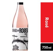 Band Of Roses Rose, Charles Smith Wines, Blush Wine, 750 mL Bottle