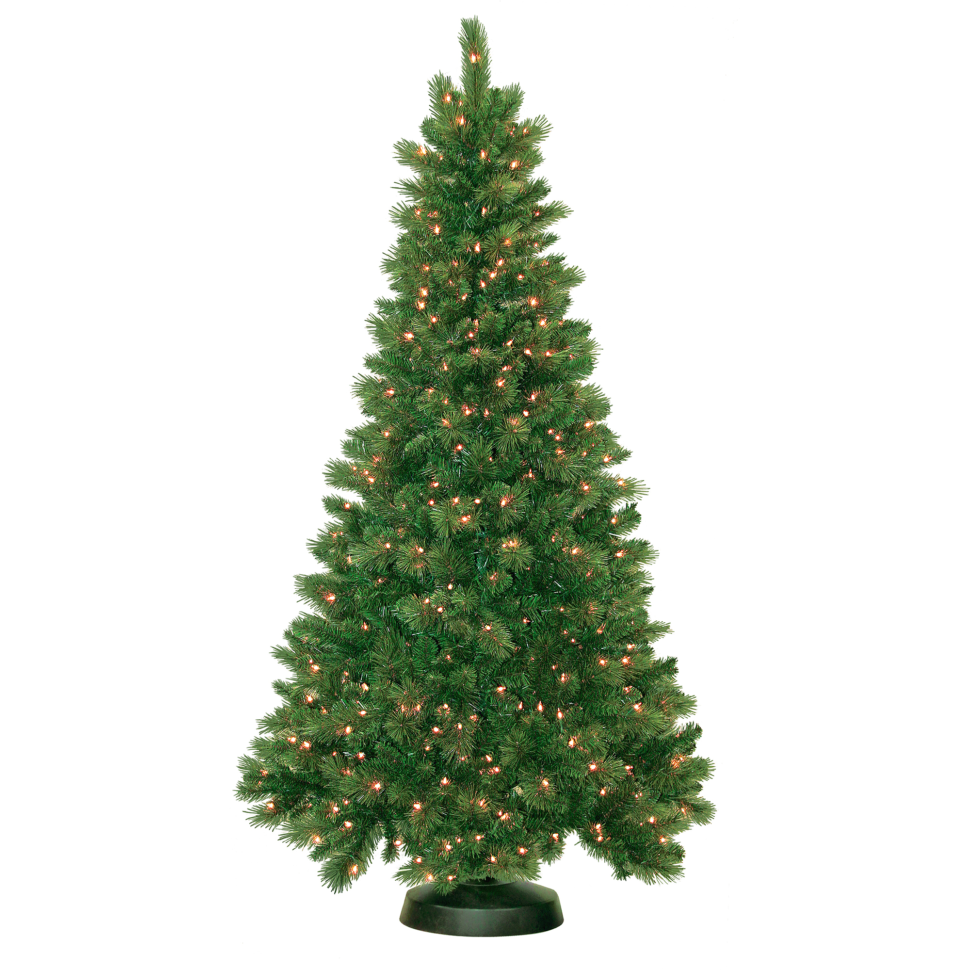 Pre-Lit 7' Royal Mixed Artificial Christmas Tree, 500 Clear Lights