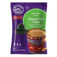 Big Train Chai Tea Latte Mix, 3.5 lb Bag - Green Tea