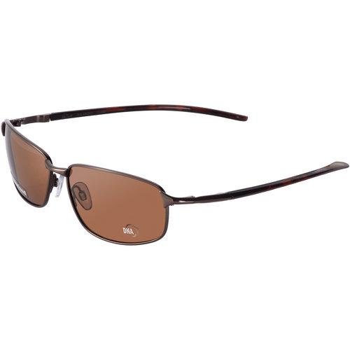 DNA Men's Sunglasses, Brown