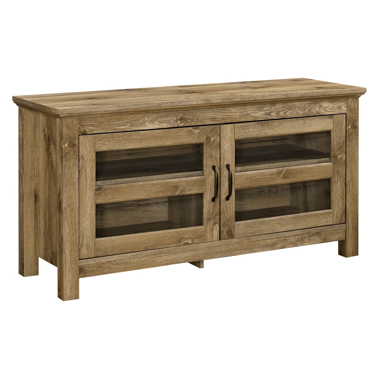 Walker Edison 44-in. Wood TV Media Stand Storage Console