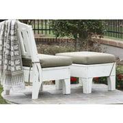 Uwharrie Chair CHBA-00A Chat Back/Leg Rest Cushion - Grade A/COM