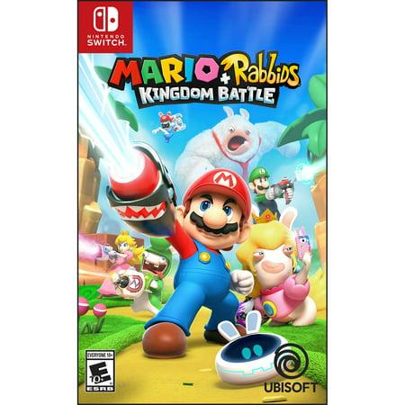 Princesses In Mario Games (Mario + Rabbids Kingdom Battle, Ubisoft, Nintendo Switch,)