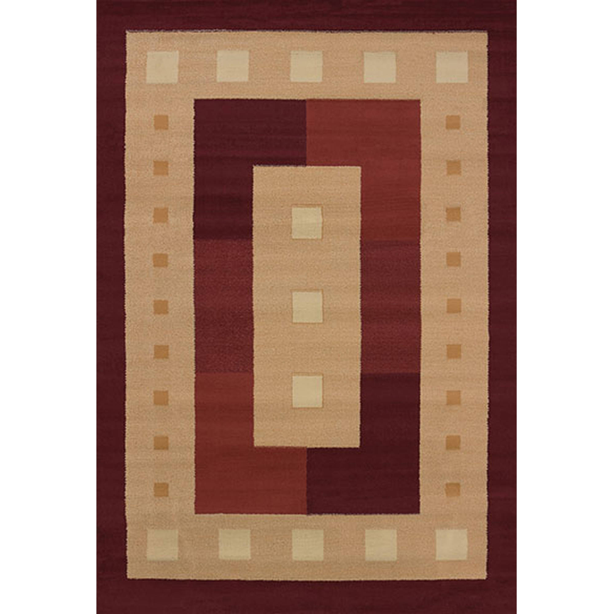 United Weavers Brunswick Ellis Woven Olefin Scatter Rug