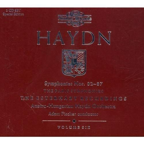 Haydn: The Paris Symphonies Nos.82-87