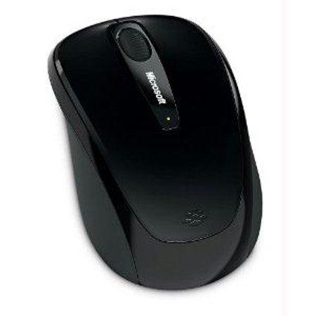 Microsoft Wireless Mobile Mouse3500 Mac Win Usb Port En Es Hdwr Us Only Black