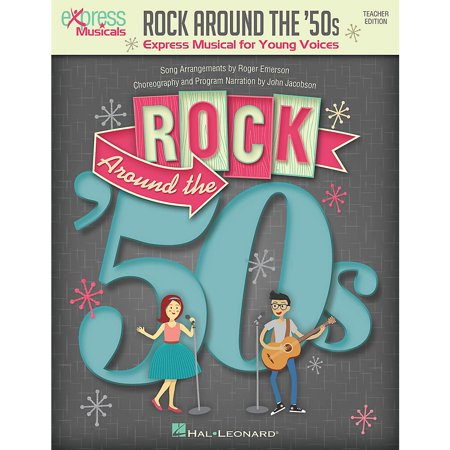 50s Karaoke (Hal Leonard Rock Around the '50s (Express Musical for Young Voices) by Roger Emerson Performance Kit with Audio Download )