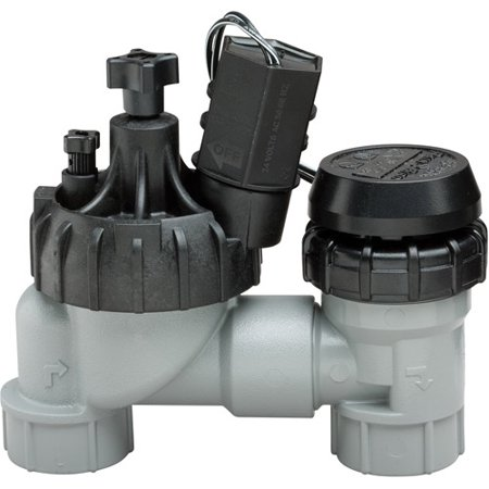 Rainbird JTV/ASF-100 1 in Jar Top Anti Siphon Valve With Flow Control