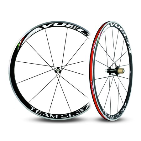Team SL37 Handbuilt Alloy Straight Pull Clincher 11sp Road (Best Alloy Wheelset 2019)