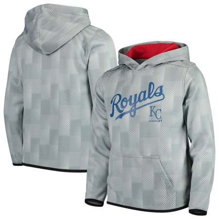 Kansas City Royals Youth Polyester Fleece Sweatshirt - -