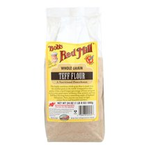 Flours & Meals: Bob's Red Mill Teff Flour