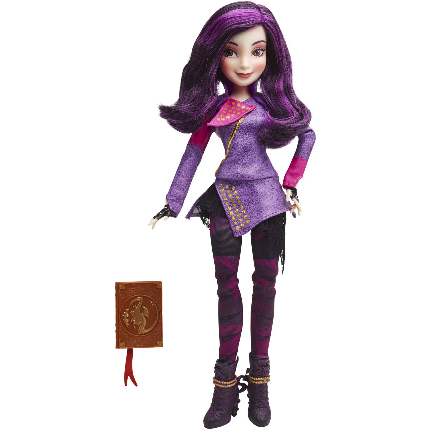 Disney Descendants Signature Mal Isle of the Lost Doll by Hasbro