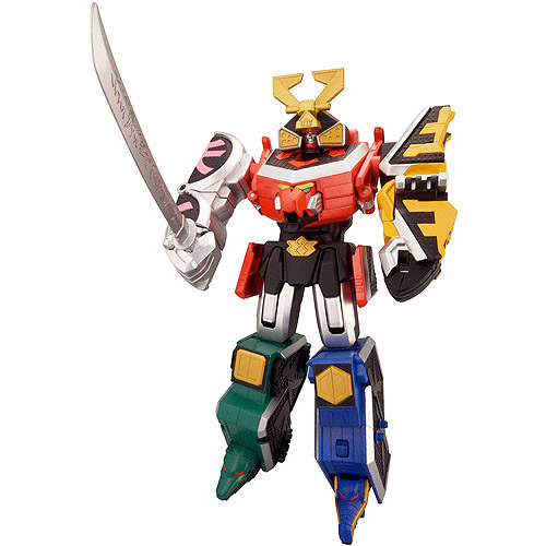 Power Rangers Samurai Megazord
