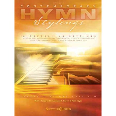 Contemporary Hymn Stylings: Piano Solo by