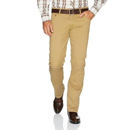 05319d8a Wrangler Men'S Sportswear - Wrangler Men's Retro Slim-Fit Bootcut 8 oz Jean,  Acorn, 35x34 - Walmart.com